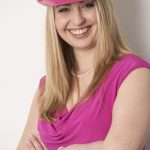 Nadia Redmer ist Pink Engineer