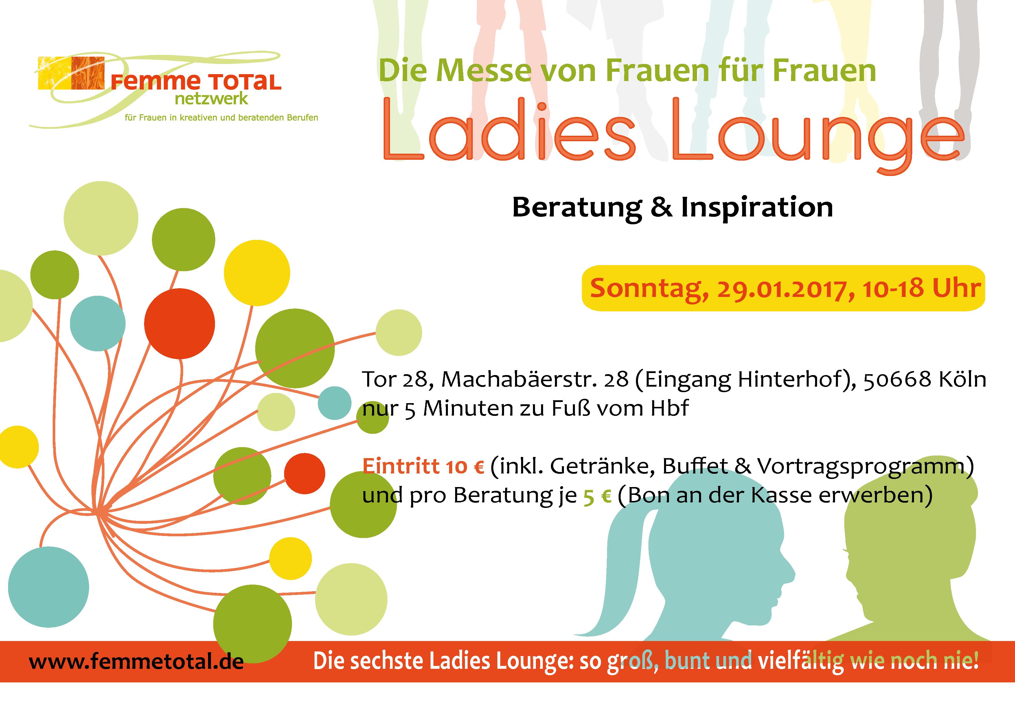 FemmeTotal Ladies Lounge