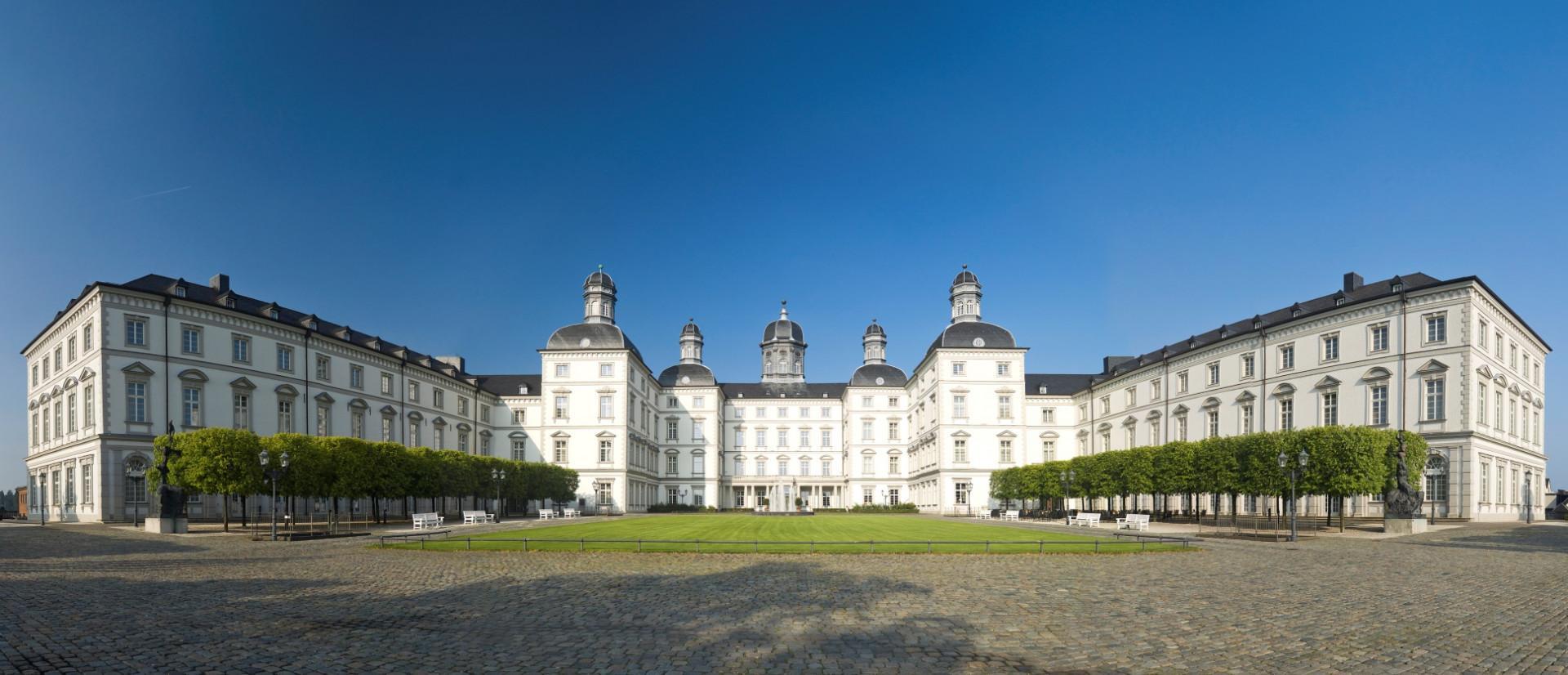 Grandhotel Schloss Bensberg - Panorama klein